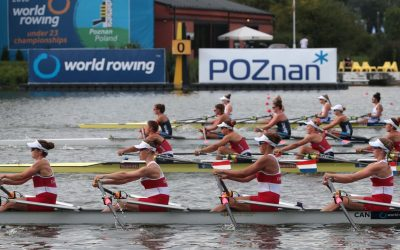 EXPERIENCING AND ADAPTING TO ROWING THROUGH COVID